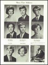 1969 Jackson High School Yearbook Page 60 & 61