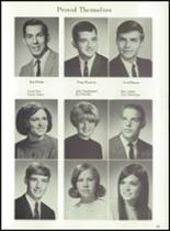 1969 Jackson High School Yearbook Page 62 & 63