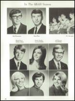 1969 Jackson High School Yearbook Page 64 & 65