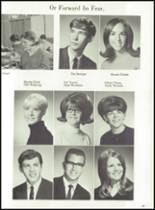 1969 Jackson High School Yearbook Page 70 & 71