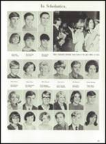1969 Jackson High School Yearbook Page 80 & 81