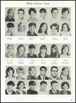 1969 Jackson High School Yearbook Page 84 & 85