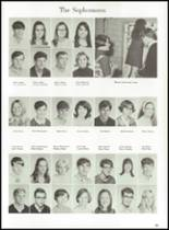 1969 Jackson High School Yearbook Page 88 & 89