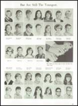 1969 Jackson High School Yearbook Page 90 & 91