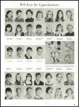 1969 Jackson High School Yearbook Page 92 & 93