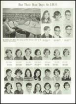 1969 Jackson High School Yearbook Page 96 & 97