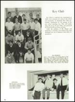 1969 Jackson High School Yearbook Page 100 & 101