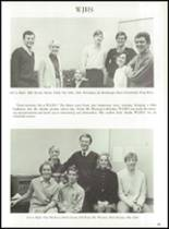 1969 Jackson High School Yearbook Page 102 & 103