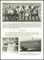 1969 Jackson High School Yearbook Page 104 & 105