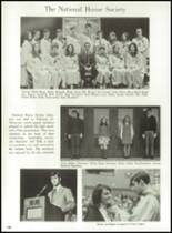 1969 Jackson High School Yearbook Page 108 & 109