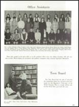 1969 Jackson High School Yearbook Page 110 & 111