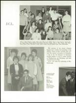 1969 Jackson High School Yearbook Page 122 & 123