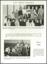 1969 Jackson High School Yearbook Page 124 & 125
