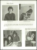 1969 Jackson High School Yearbook Page 126 & 127