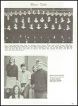 1969 Jackson High School Yearbook Page 132 & 133
