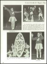 1969 Jackson High School Yearbook Page 152 & 153