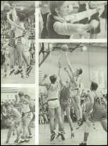 1969 Jackson High School Yearbook Page 154 & 155