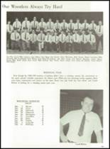 1969 Jackson High School Yearbook Page 166 & 167