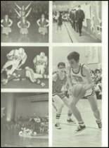 1969 Jackson High School Yearbook Page 170 & 171