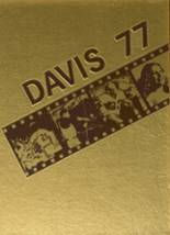 1977 Yearbook Davis High School
