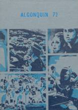 1972 Yearbook Algonac High School