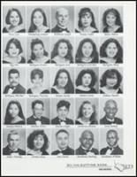 1996 Travis High School Yearbook Page 126 & 127