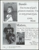 1996 Travis High School Yearbook Page 180 & 181