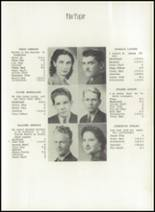 1940 Camdenton High School Yearbook Page 24 & 25