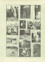 1947 Oakville High School Yearbook Page 104 & 105