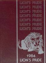 1984 Yearbook Leonia High School