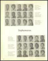1962 Lincoln High School Yearbook Page 22 & 23