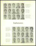 1962 Lincoln High School Yearbook Page 26 & 27