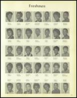 1962 Lincoln High School Yearbook Page 28 & 29