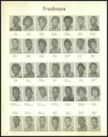 1962 Lincoln High School Yearbook Page 32 & 33