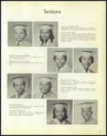 1962 Lincoln High School Yearbook Page 44 & 45