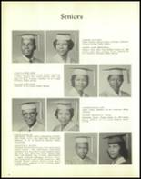 1962 Lincoln High School Yearbook Page 50 & 51