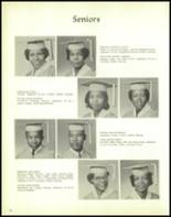 1962 Lincoln High School Yearbook Page 52 & 53