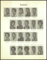 1962 Lincoln High School Yearbook Page 62 & 63