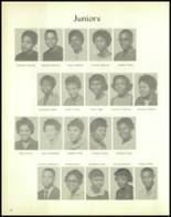 1962 Lincoln High School Yearbook Page 64 & 65