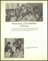 1962 Lincoln High School Yearbook Page 72 & 73