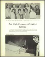 1962 Lincoln High School Yearbook Page 74 & 75