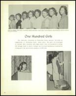 1962 Lincoln High School Yearbook Page 100 & 101