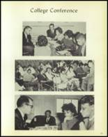 1962 Lincoln High School Yearbook Page 102 & 103