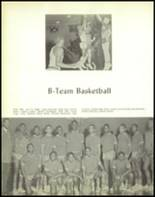 1962 Lincoln High School Yearbook Page 120 & 121