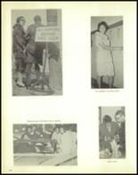 1962 Lincoln High School Yearbook Page 128 & 129