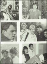 1985 Blair Academy Yearbook Page 16 & 17