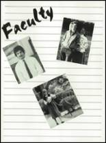 1985 Blair Academy Yearbook Page 22 & 23