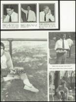 1985 Blair Academy Yearbook Page 28 & 29