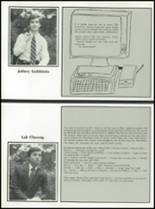 1985 Blair Academy Yearbook Page 44 & 45