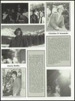 1985 Blair Academy Yearbook Page 52 & 53